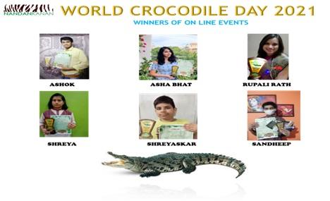 World Crocodile Day 2021